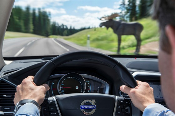 Volvo Culver City >> Volvo is Testing Its Safety Technology at Cutting Edge ...