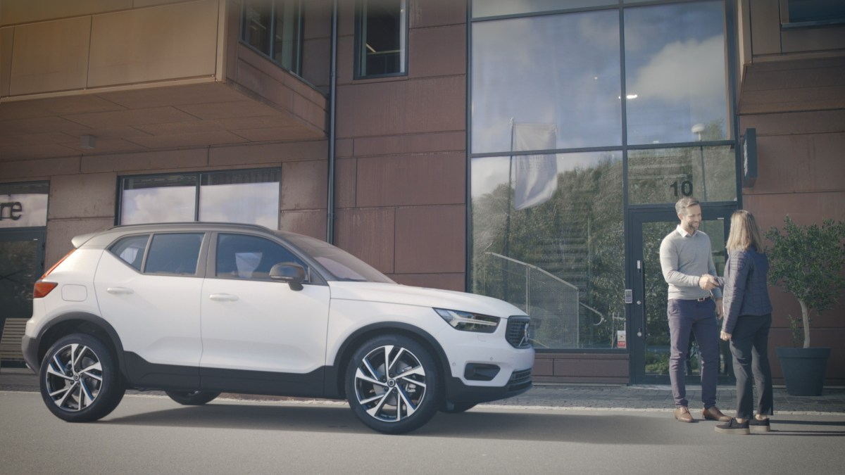 Volvo Culver City >> The New Care By Volvo Service And The New Volvo Xc40 Will Be