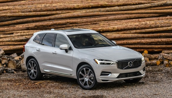 Best Luxury Compact Suv >> Volvo Xc60 Named Cars Com Best Luxury Compact Suv Of 2018 Culver