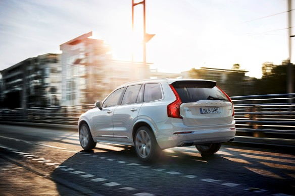 Two generations of the Volvo XC90 SUV named Best Used Car by